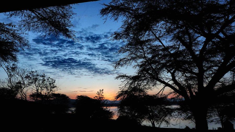 Naivasha Sunrise