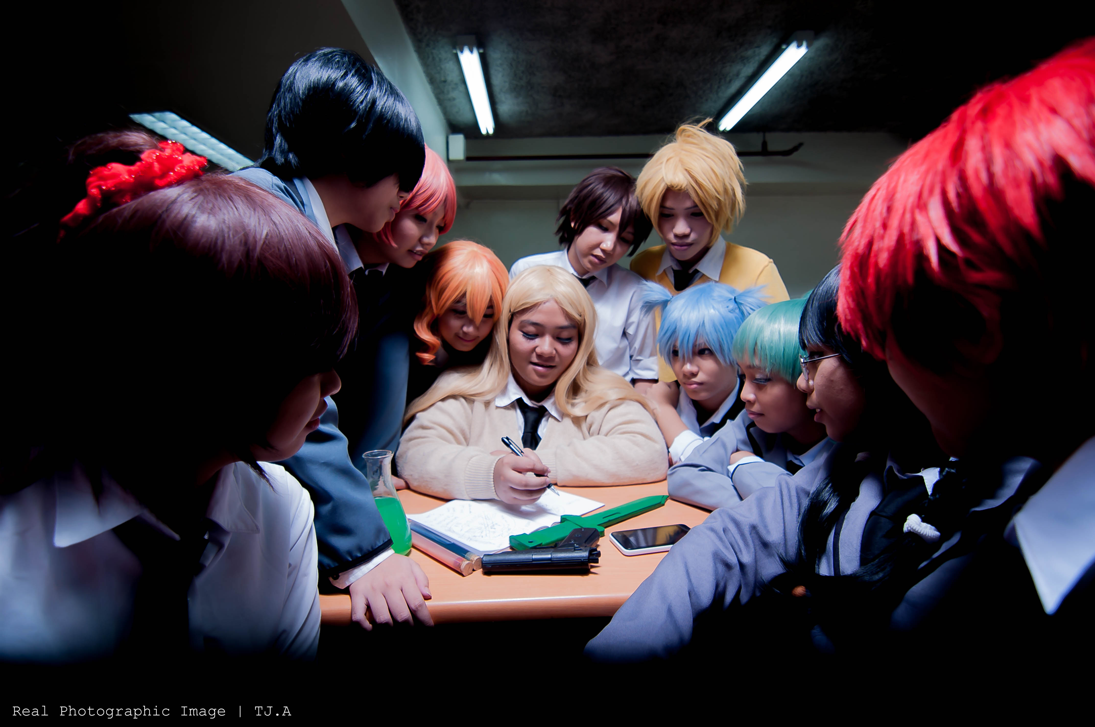 Assassination Classroom by RPhotographicImage on DeviantArt: rphotographicimage.deviantart.com/art/Assassination-Classroom...