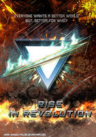 .:A House Divided:. Rise In Revolution Cover