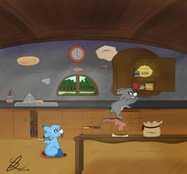 WP#70 - The Kitchen Raid