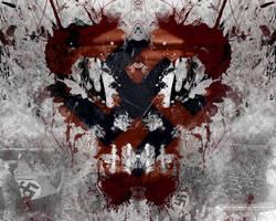 Nazi wallpaper by designer-brain