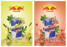 red bull 'flavor club'