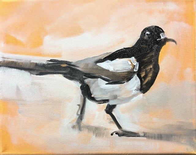 Magpie 2 sketch