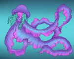 CreepSea - Stygiomedusa Gigantea by aprilk6366