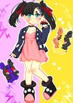 Pokemon Marnie Fanart