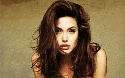 Jaded Angelina Eyes by odinstrike