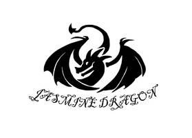 SRU - Jasmine Dragon Logo - white