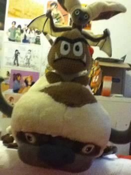 Stuffed Critters Unite