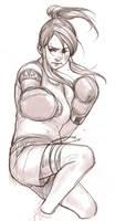 SRU - Kickboxing Korra