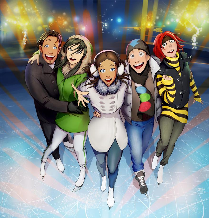 SRU - Happy Holidays by Destiny-Smasher