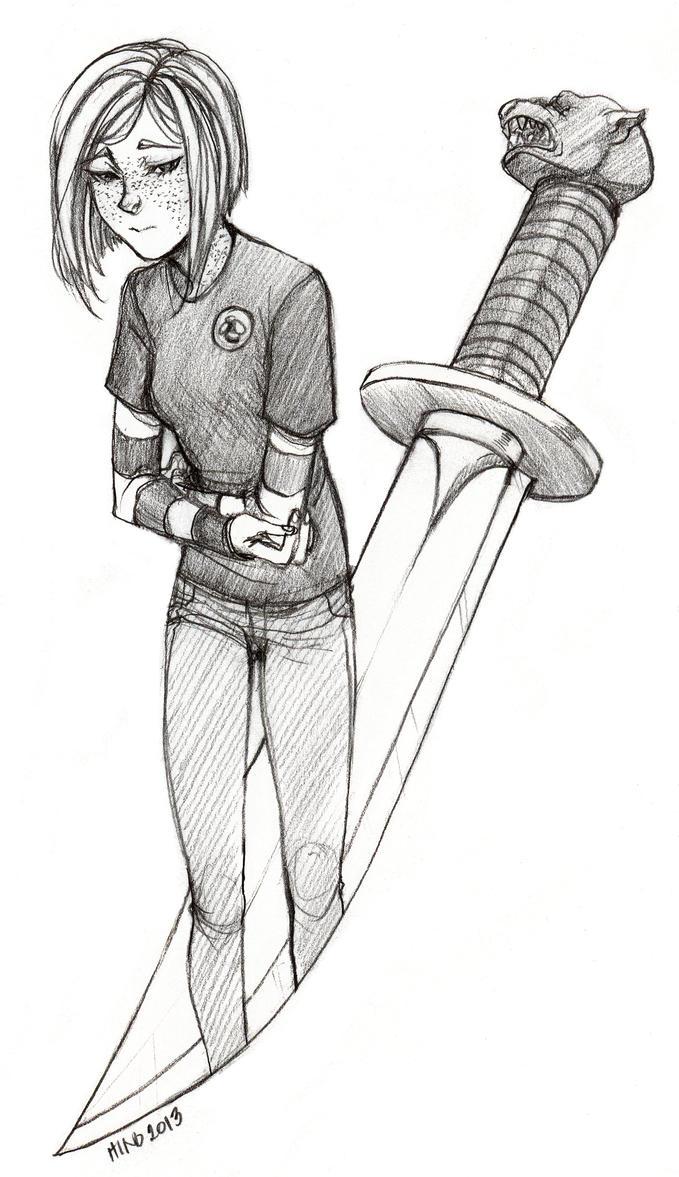 (Rokudai) - Jane Fitzpatrick Concept (HinoKit) by Destiny-Smasher