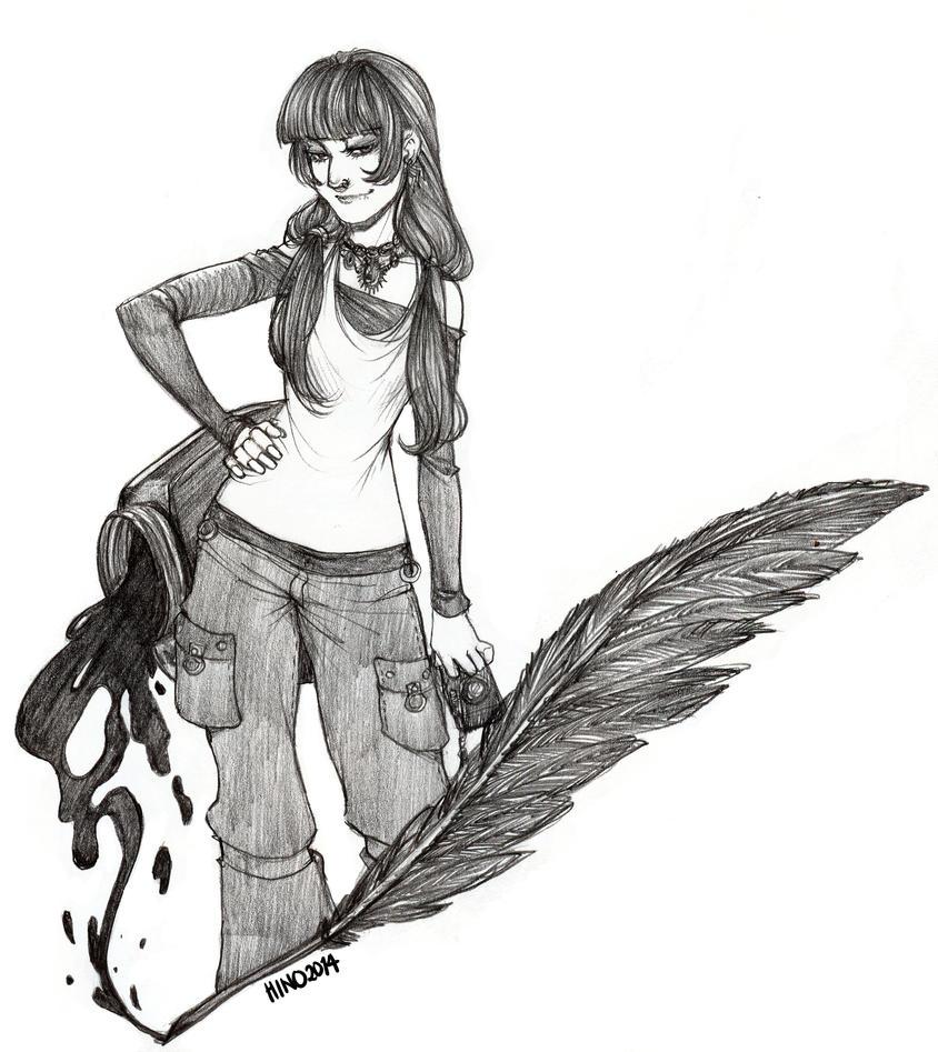 (Rokudai) - Maya Chiao Concept (HinoKit) by Destiny-Smasher