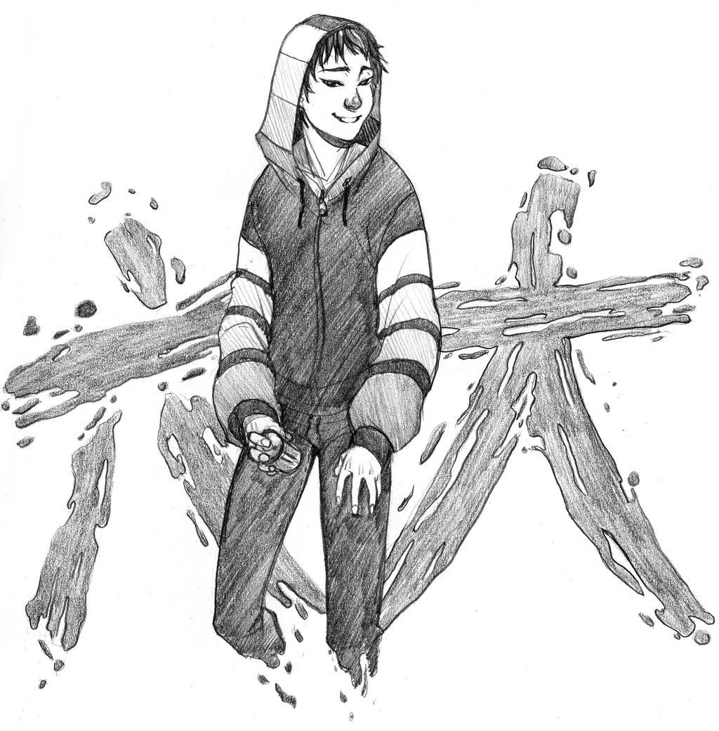 (Rokudai) - Aaron Leekpai Concept (HinoKit) by Destiny-Smasher