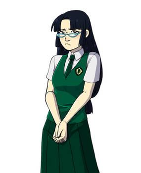 Seiko Mitsuda Sprite