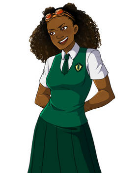 Kayla Okoro Sprite