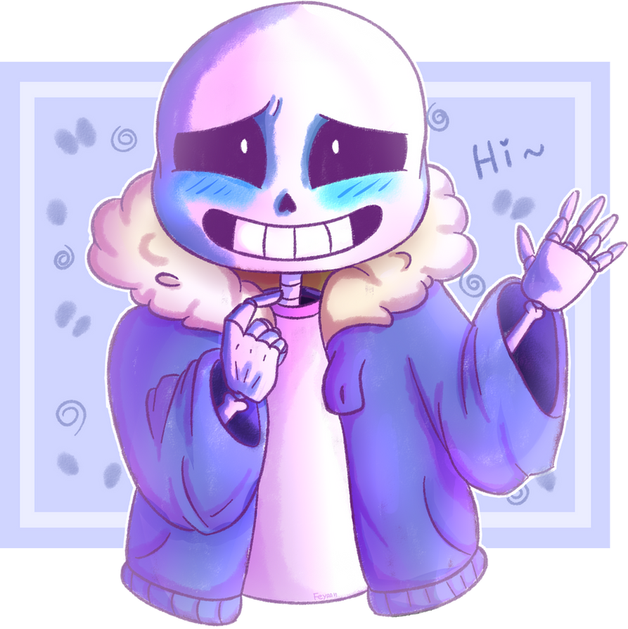Sans And Sansibility By Kwitchi On Deviantart