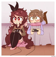AT - Videogames by Kwitchi