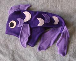 Custom Koihat in Purples