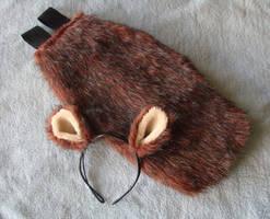Squirrel Girl Costume Partial