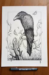 Raven by ArtByS-P