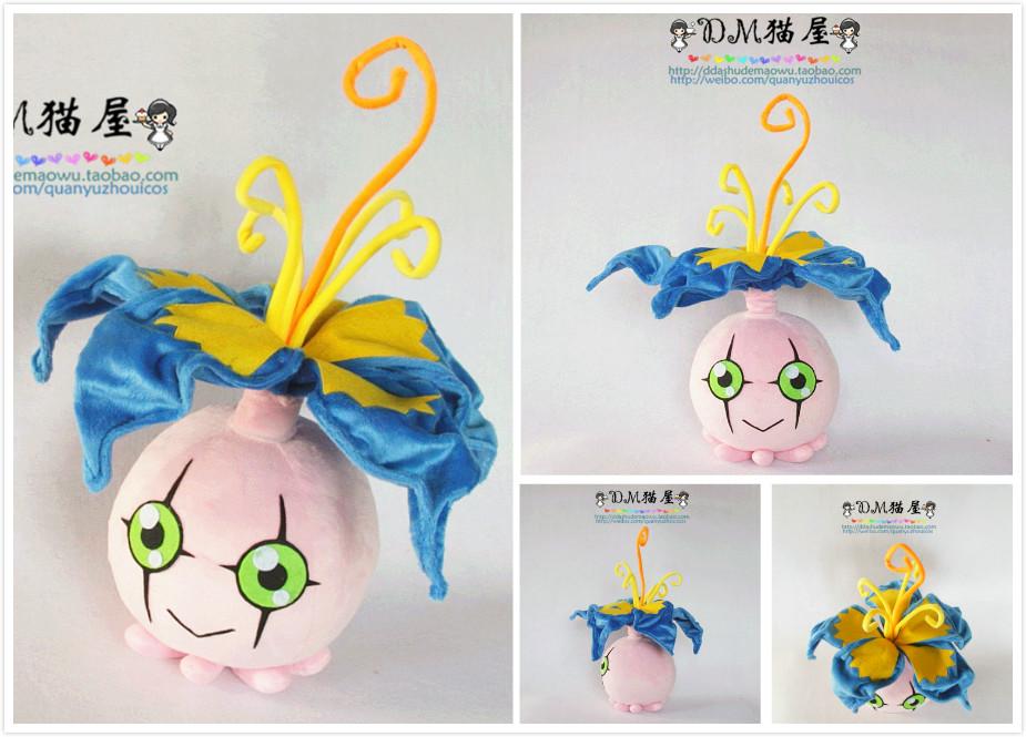 Digimon Pyocomon by Ddashu