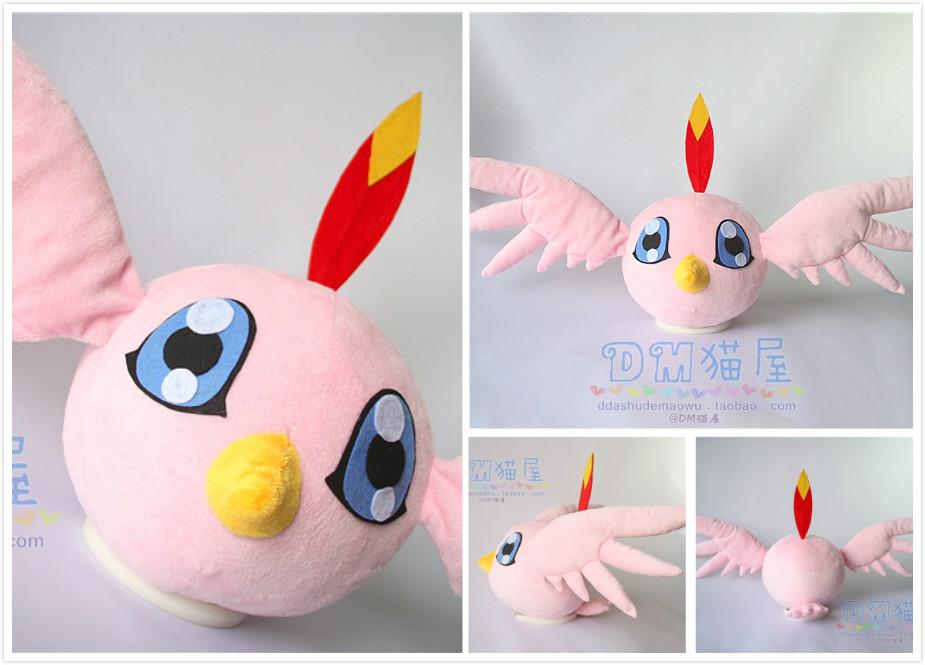 Digimon Poromon by Ddashu