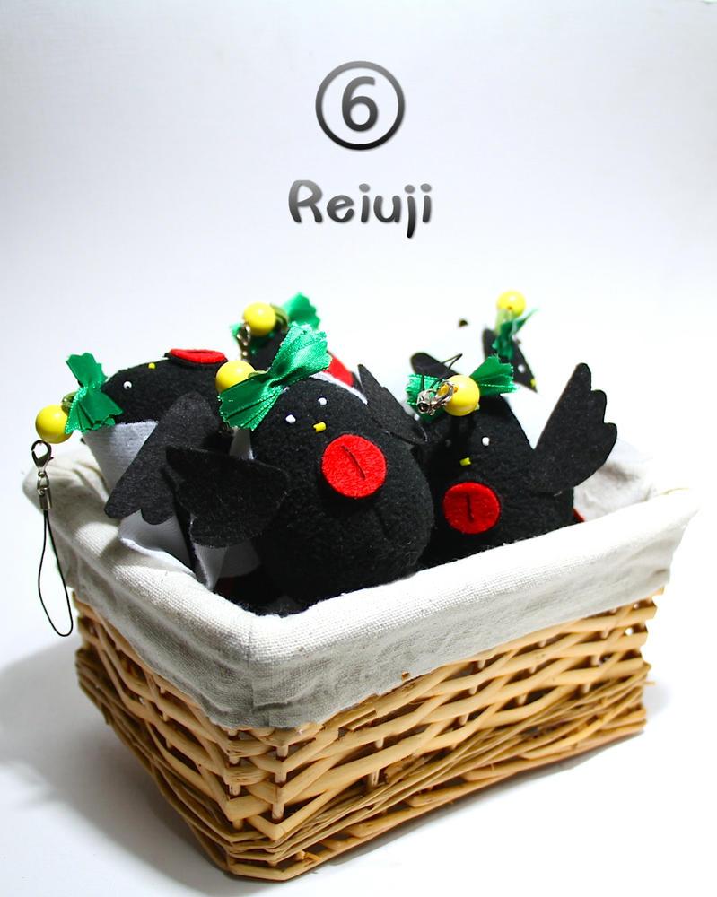 TOUHOU project Reiuji Utsuho by Ddashu
