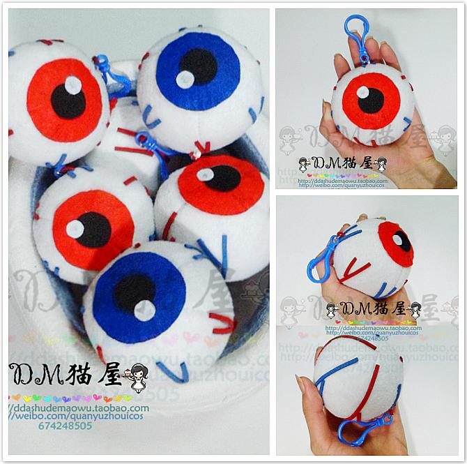 Eyeball by Ddashu
