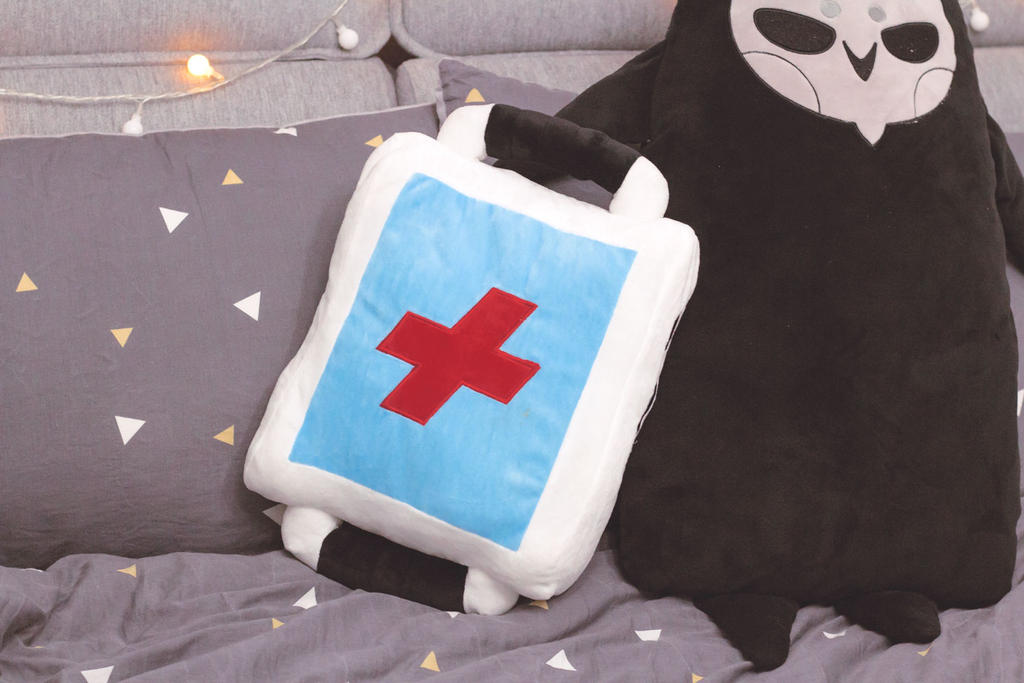 overwatch Health Pack plush toys by Ddashu