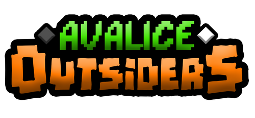 Avalice Outsiders Logo by Spookyrus