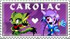 Carolac Stamp by Spookyrus