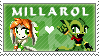 Millarol Stamp by mpuppy4