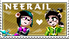 Neerail Stamp by mpuppy4