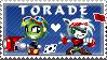 Torade Stamp by mpuppy4