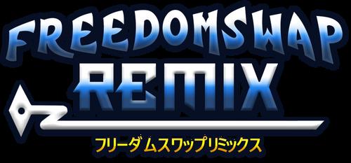 FreedomSwap Remix Logo by Spookyrus