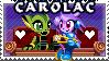 Carolac Stamp 2 by Spookyrus