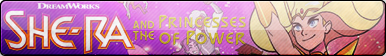 She-Ra and the Princesses of Power Button