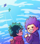 ShinDeku Flying Kites