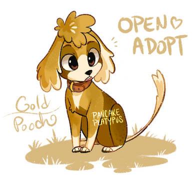 [OPEN] Gold Pooch Adopt (#020)