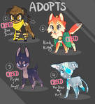 [CLOSED] Canine Adopts Auction