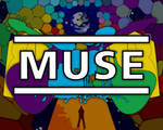 Muse Vector Wallpaper