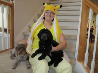 Bear and Charlie *Halloween*