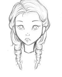 Sketch by Somfiii