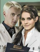 Dr Malfoy and Dr Granger by feltsbiannn