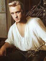 Draco Lucius Malfoy by feltsbiannn