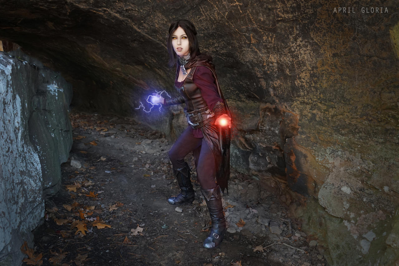 Serana, Daughter of Coldharbour by aprilgloriacosplay