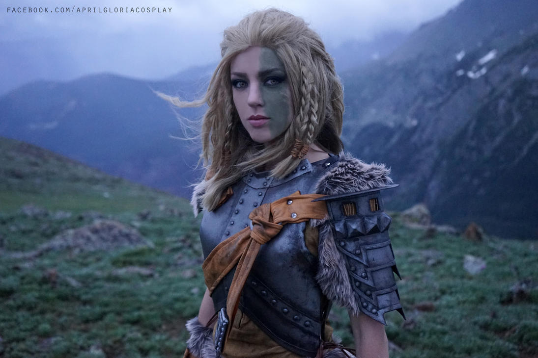 Mjoll the Lioness by aprilgloriacosplay