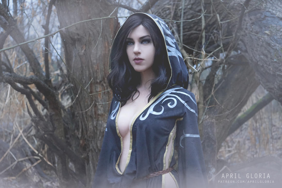 Nocturnal by aprilgloriacosplay