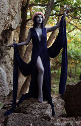 Azura - The Elder Scrolls Cosplay by April Gloria