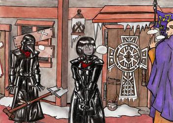 Black Spades - Leya Did Good! by Kiborg-Graph